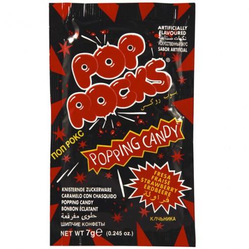 Pop Rocks Strawberry 7 g