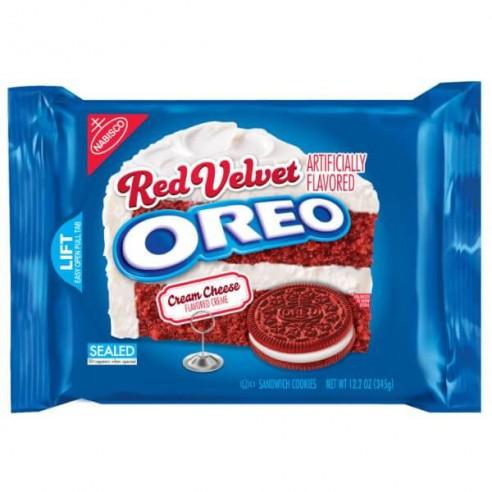 Oreo Red Velvet 345 g