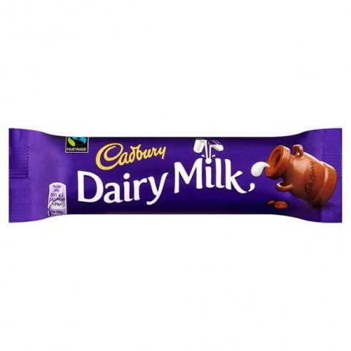 Cadbury Dairy Milk Chocolate Bar 45 g