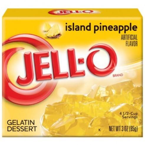 Jell-O Island Pineapple 85 g