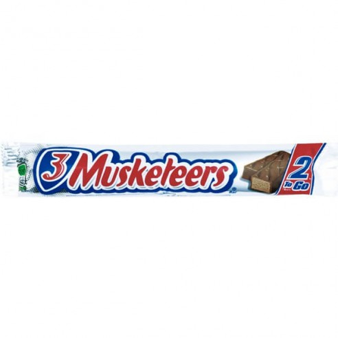 3 Musketeers 2 To Go King Size 92 g