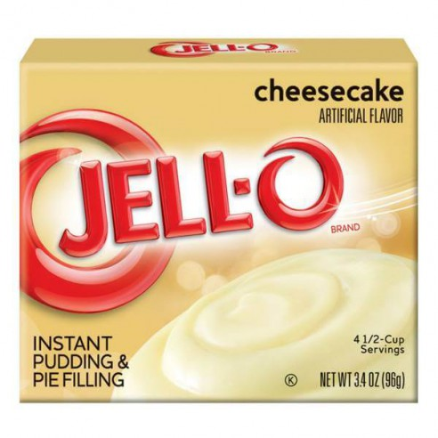 Jell-O Cheesecake Instant Pudding 96 g