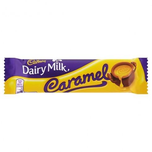 Cadbury Dairy Milk Caramel 45 g