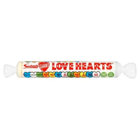 Swizzels Giant Love Hearts 39 g