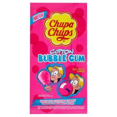 Chupa Chups Cotton Bubble Gum Tutti Frutti 11 g