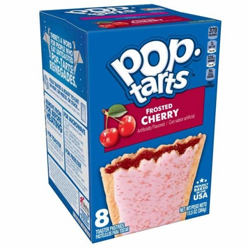 Pop Tarts Cherry 384 g